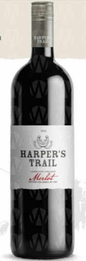 Harper's Trail Estate Winery Merlot
