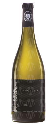 Vignoble Coteau Rougemont Pinot Gris