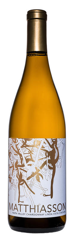 Matthiasson Wines Napa Valley Chardonnay Linda Vista Vineyard Bottle Preview