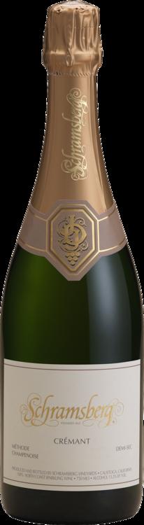 Crémant Demi-sec Bottle