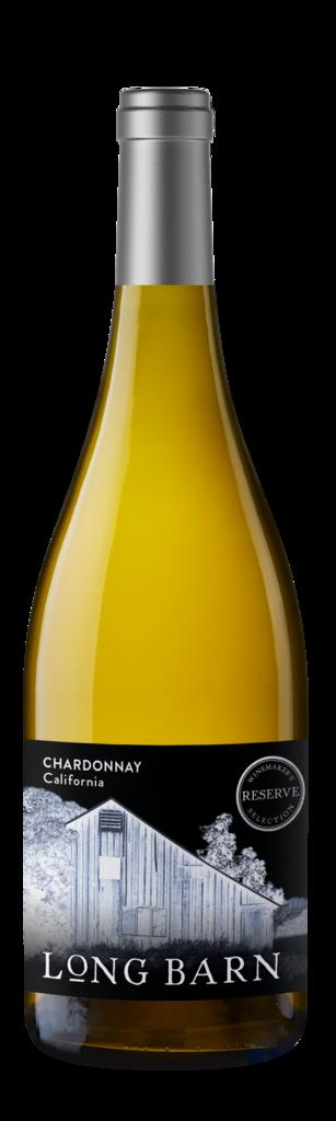 Long Barn Winery Long Barn California Reserve Chardonnay Bottle Preview