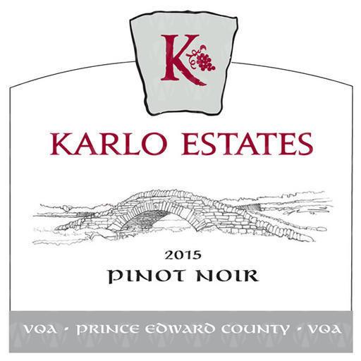 Karlo Estates Pinot Noir