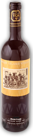 Pelee Island Winery Meritage Vinedressers