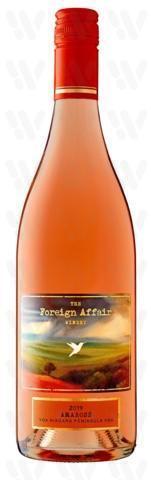 The Foreign Affair Winery Amarosé