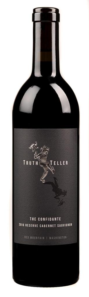 TruthTeller Winery The Confidante Bottle Preview