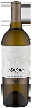 Animo Heritage Sauvignon Blanc Bottle