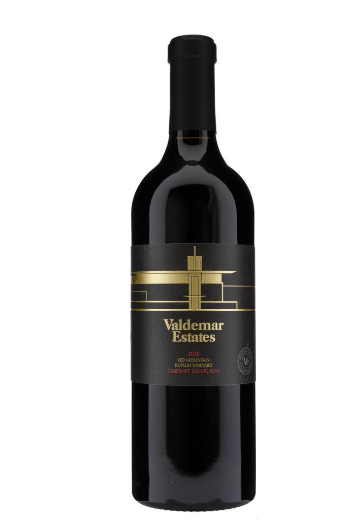 Valdemar Estates Klipsun Vineyard Cabernet Sauvignon Bottle Preview