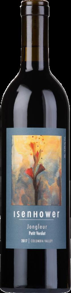 Isenhower Cellars Jongleur Bottle Preview