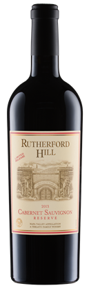 Rutherford Hill Winery Reserve Cabernet Sauvignon Bottle Preview