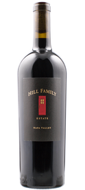 Hill Family Estate Red Door Bottle Preview