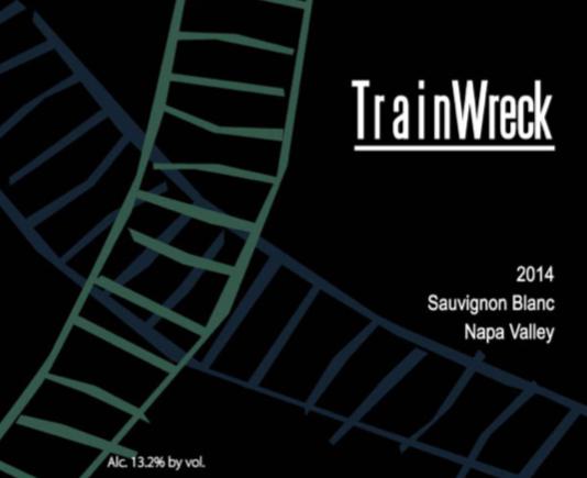Sleeping Giant Trainwreck Sauvignon Blanc Bottle Preview