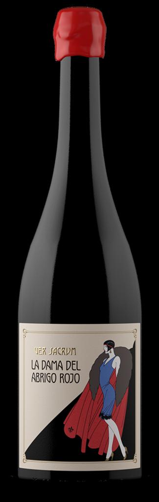 Ver Sacrum Wines La Dama del Abrigo Rojo Bottle Preview
