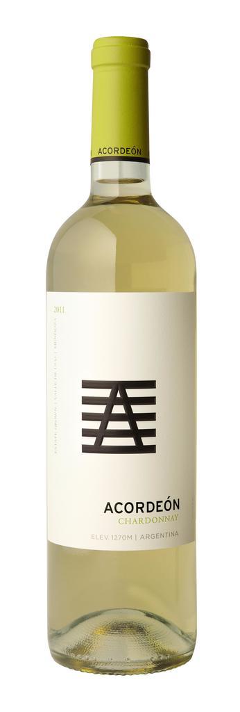 Acordeón Chardonnay Bottle