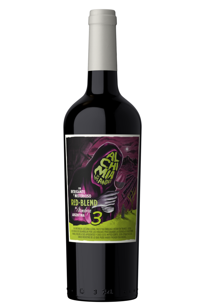 Alchimia Wines Mystic Red Blend 3 Bottle Preview