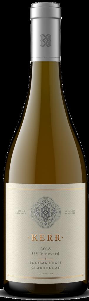 Kerr Cellars UV Vineyard Chardonnay Bottle Preview