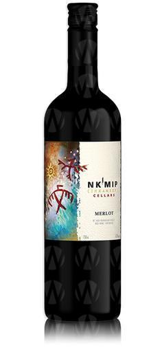 Nk'Mip Cellars Winemakers Tier Merlot