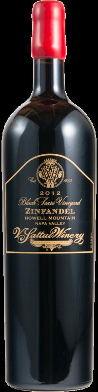 V. Sattui Winery Black-Sears Zinfandel - Magnum Bottle Preview