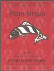 Divino Estate Winery Pinot Grigio