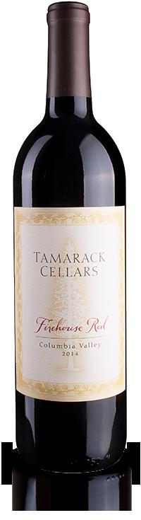 Tamarack Cellars Firehouse Red Bottle Preview