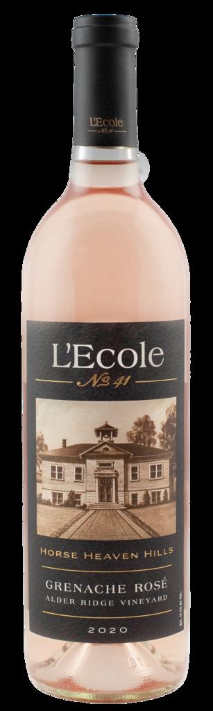 L'Ecole No 41 Grenache Rose, Alder Ridge Vineyard, Horse Heaven Hills Bottle Preview