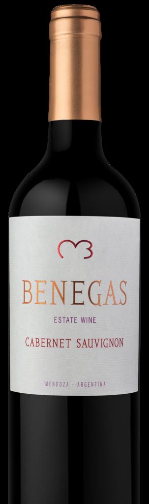 Benegas Benegas Estate Cabernet Sauvignon Bottle Preview