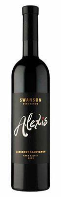 Swanson Vineyards Alexis Cabernet Sauvignon Bottle Preview