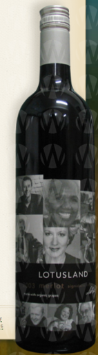 Lotusland Vineyards Merlot Signature Series