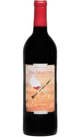 Hagafen Cellars Don Ernesto's Clarinet Bottle Preview