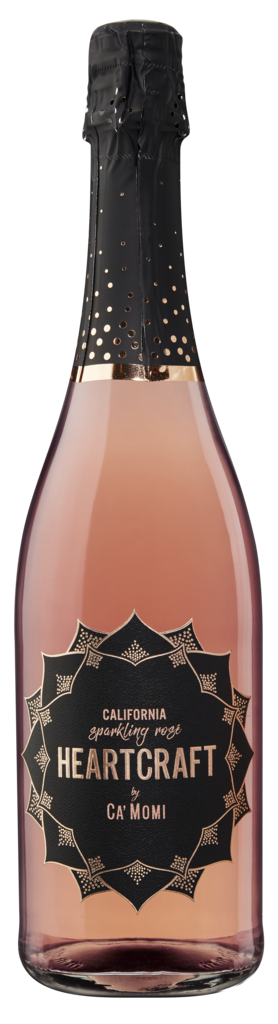 Ca' Momi Winery Sparkling Rosé Bottle Preview