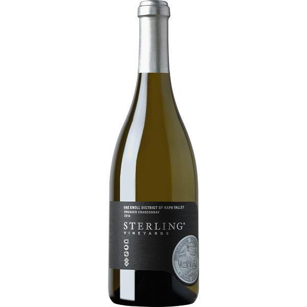 Sterling Vineyards Chardonnay Oak Knoll Bottle Preview