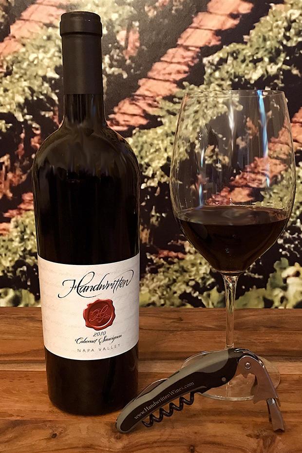 Handwritten Wines Cabernet Sauvignon, Napa Valley Bottle Preview
