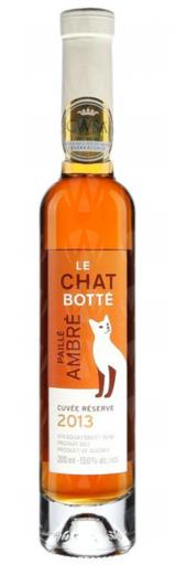 Vignoble Le Chat Botté Paillé Ambré - Cuvée