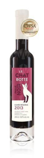 Vignoble Le Chat Botté Vin de Paille - Frontenac Noir Cuvée