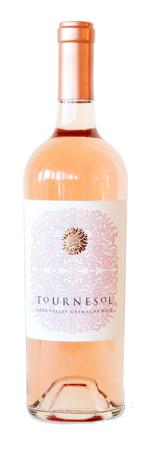 Tournesol Napa Valley Rosé Bottle Preview