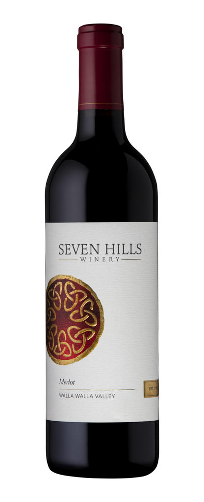 Seven Hills Winery Seven Hills Winery Walla Walla Valley Merlot Bottle Preview