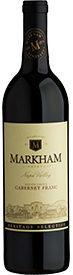 Markham Vineyards Cabernet Franc Bottle Preview