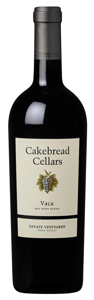 Cakebread Cellars Vaca Napa Valley Bottle Preview