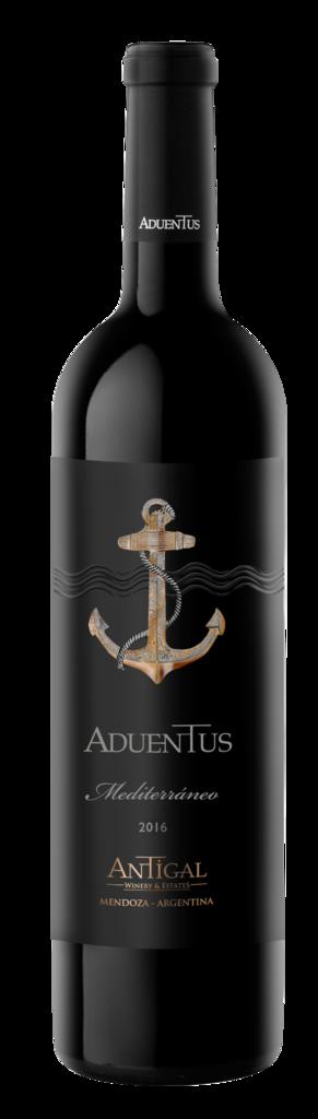 ADUENTUS Mediterráneo Bottle
