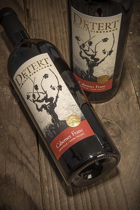 Detert Family Vineyards Cabernet Franc Bottle Preview