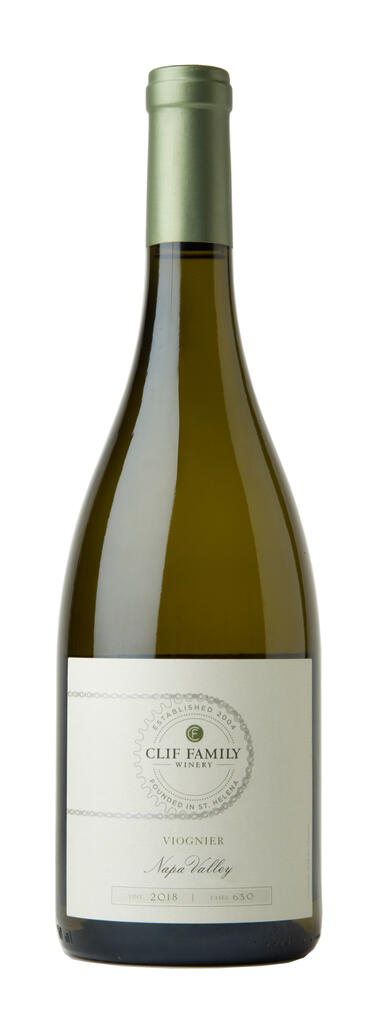 Clif Family Winery Viognier Bottle Preview