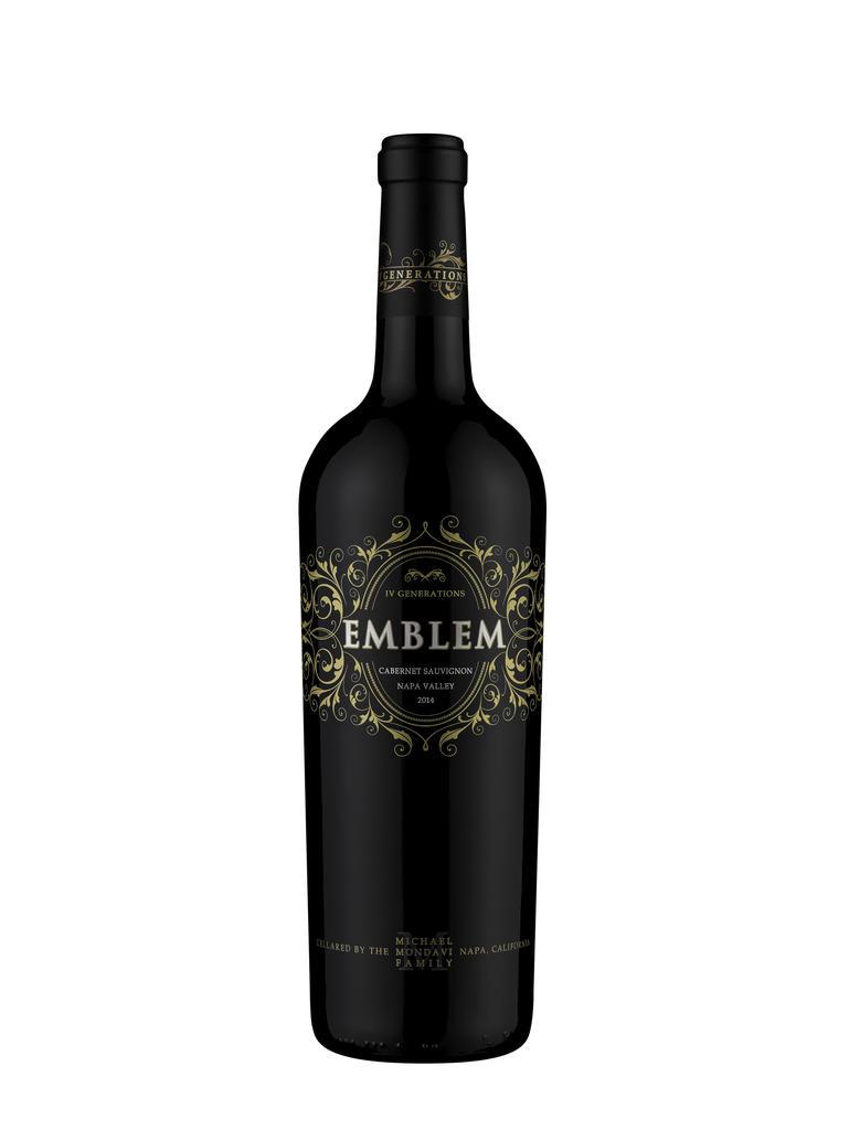 Michael Mondavi Family Estate Emblem Napa Valley Cabernet Sauvignon Bottle Preview