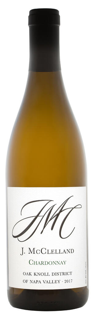 J. McClelland Cellars J.McClelland Cellars 2017 Napa Valley Chardonnay Bottle Preview