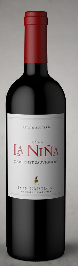 Bodega Don Cristobal Finca La Niña Cabernet Sauvignon Bottle Preview