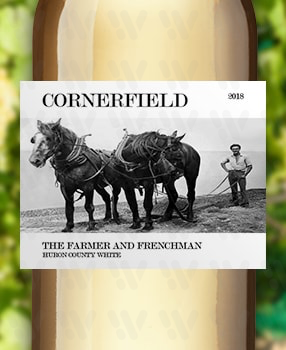 Cornerfield Wine Co. The Farmer & Frenchman