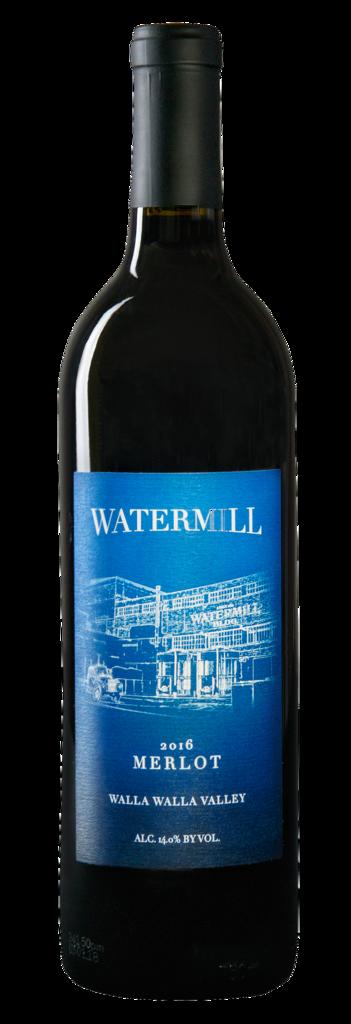 Watermill Winery Estate Merlot Bottle Preview