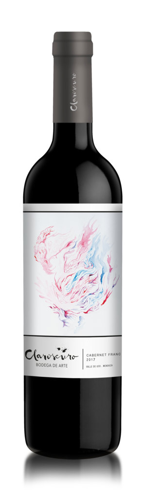 Claroscuro Cabernet Franc Bottle
