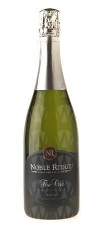 Noble Ridge Vineyard & Winery The One Sparkling
