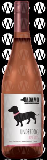 Adamo Estate Winery Underdog Rosé