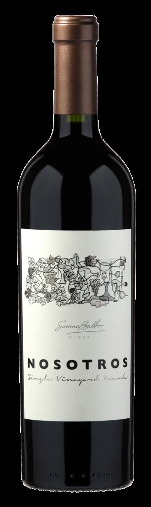 Susana Balbo Nosotros Single Vineyard Nómade Malbec Bottle Preview
