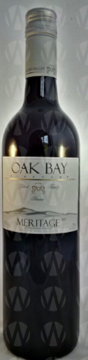 St. Hubertus & Oak Bay Estate Winery Oak Bay Family Reserve Meritage